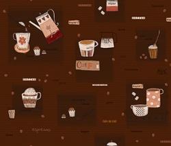 Látky Patchwork - Coffee Time 002
