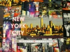 vzor 37001-361 New York - Šířka 160  cm