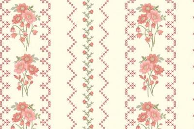 Látky Patchwork - Gentle Garden 758