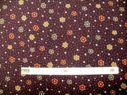 vzor 60090-3 Kytka na fialové -