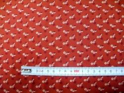 vzor 60090-11 Kytka na červené -