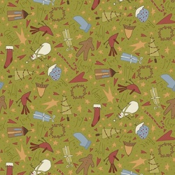 vzor 4790-306 Under the Mistletoe 306 -