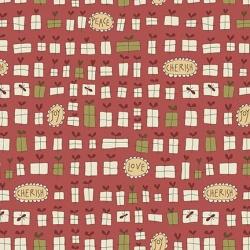 Látky - vzor 4790-309 Under the Mistletoe 309 -