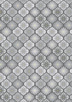 vzor 890-100 Winter Memories 100 - šířku vzoru 4,5cm a výška 5,0cm
