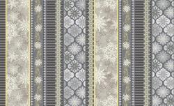vzor 890-095 Winter Memories 095 - Pruhy o šířce od 2,5cm až 10,0cm