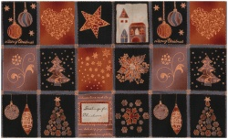 vzor 4595-974 STOF Fabrics 974 - Panel se opakuje po 60 cm