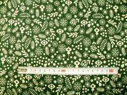 vzor 125096-5031 Větvičky na zelené -