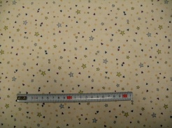 vzor 601381 Gorjuss 3  -  Hvězdičky 02 -