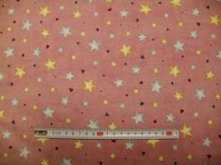 vzor 6200-294 Gorjuss 3  hvězdy velké růžové -