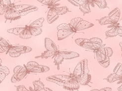 vzor 4702-878 Butterfly Botanical 878 -