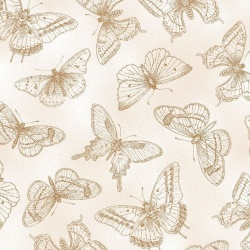 vzor 4702-879 Butterfly Botanical 879 -