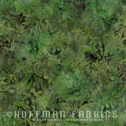 Látky - vzor 3349-820 Hoffman Bali batika 820 -