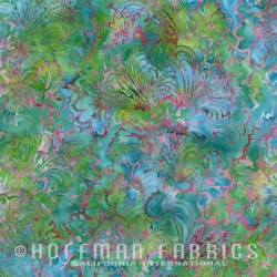 Látky - vzor 3349-722 Hoffman Bali batika 722 -