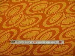 vzor 100313 Kruhy na okrové - JERSEY -