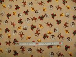 vzor  126750-5005 Sobi na béžové -