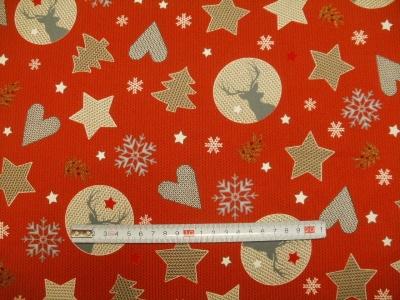 Látky Patchwork - Vánoční k 126744