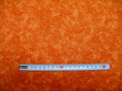 Látky - vzor 126960-5013 Bylinky II - oranž pomerančová -
