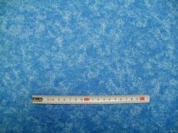 Látky - vzor 126960-7027 Bylinky II - středně modrá -