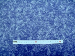 Látky - vzor 126960-7028 Bylinky II - tmavo modrá -