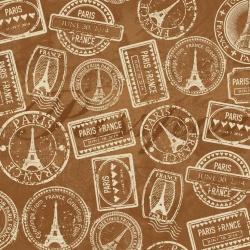 Látky Patchwork - Destination PARIS 399