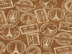 vzor 2503-399 Destination PARIS 399 -