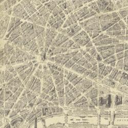 Látky - vzor 2503-393 Destination PARIS 393 -