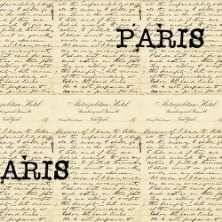 Látky - vzor 2503-396 Destination PARIS 396 -