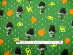 vzor 127906-0801 Trolls - trolíci  IV. - Digitální tisk