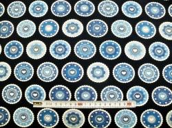vzor 170504-10 Mandely na modré -