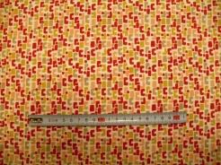vzor 128915-3005 Kostky barevné - EKO TEX  třída 1  - do 3 let