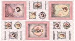 vzor 6200-570 All For Love 570 - Panel 60 cm