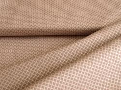 4593-418 Čtverečky na fialové - stříbrotisk -