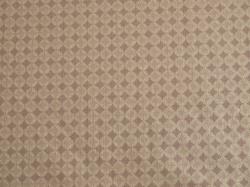 Látky Patchwork - Kolečka na fialové - stříbrotisk