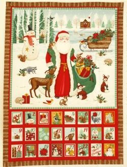 4895-005 Adventní kalendář  -