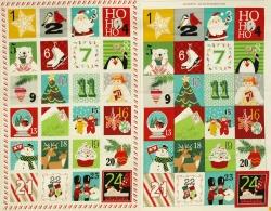 895-009 Adventní kalendář  -