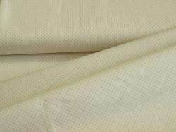 122346-0203 Stříbrné tečky na bílém podkladu -