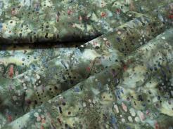 3356-718 Barevné kapky na tmavém podkladu -