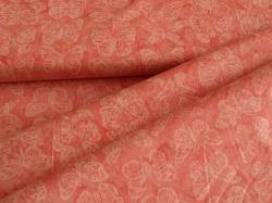 3356-403 Motýli na růžovém podkladu -
