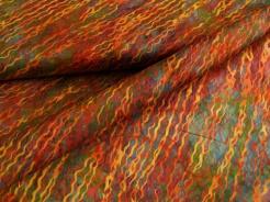 3357-207 Geometrické vzory na barevném podkladu -