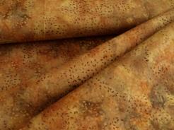 3353-303 Drobečky na oranžovo-hnědém podkladu -
