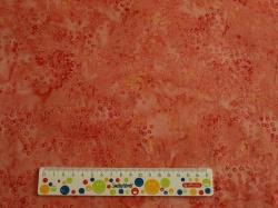 Látky Patchwork - Grafické vzory na růžovo-červené