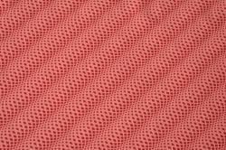 Látky Patchwork - Ornamenty na sv. červeném podkladu