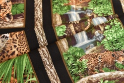 801-935 Leopardi -  opakování vzoru po 45 cm
