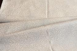 3902-559 Ornamenty na bílo-šedé - stříbrotisk -  stříbrotisk