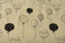 Látky Patchwork -  Balonky