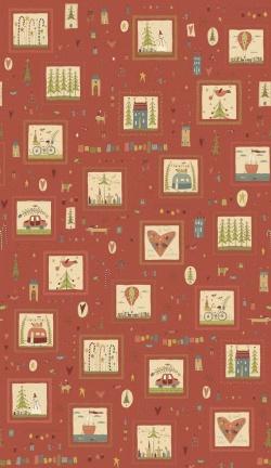 4790-444 Home for Christmas  444 -