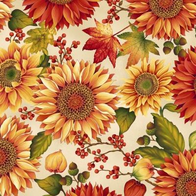 Látky Patchwork - Autumn Album 099