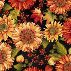 Látky Patchwork - Autumn Album 100