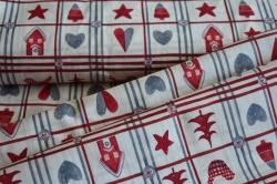 130274-5004 Vánoční motivy na bílé -