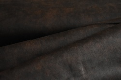 650287-7007 Koženka tmavě hnědá -